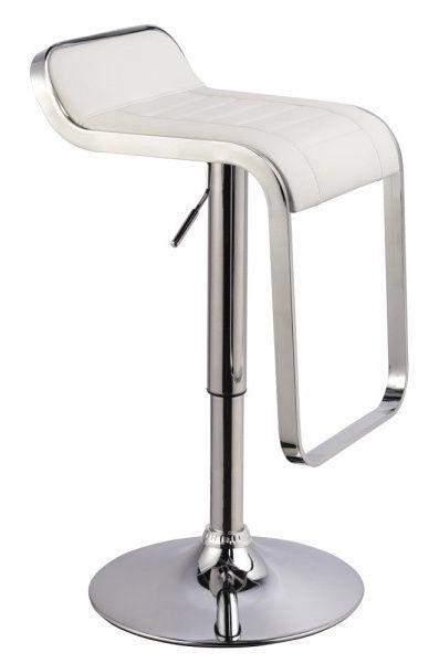 Baro kėdė Signal Meble C-621 White, 1 vnt.
