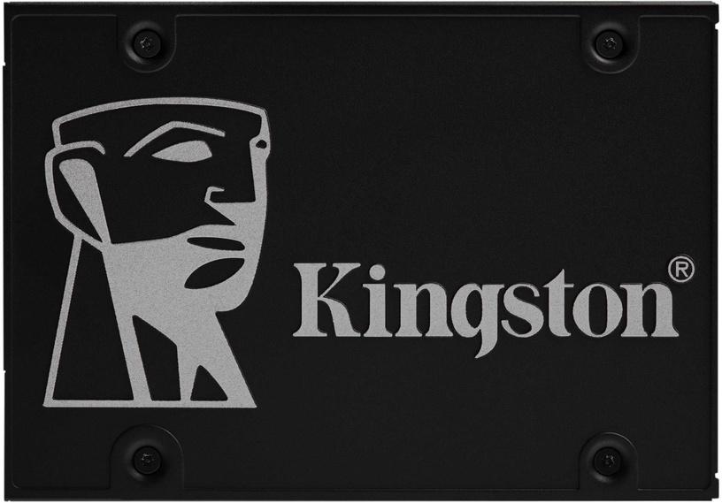 """Kingston KC600 256GB 2.5"""" SATA SSD"""