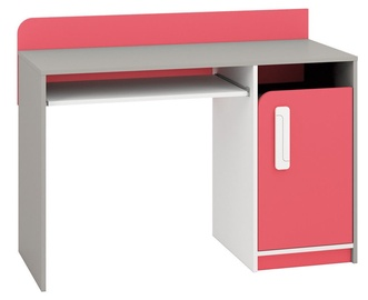 ML Meble Writing Desk IQ 11 Pink