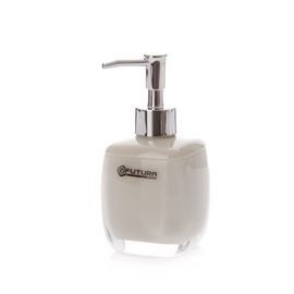 Futura Cubo BA2004 Soap Dispenser Beige