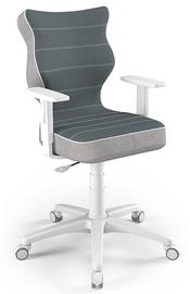 Детский стул Entelo Duo CR06, синий/белый, 400 мм x 1045 мм