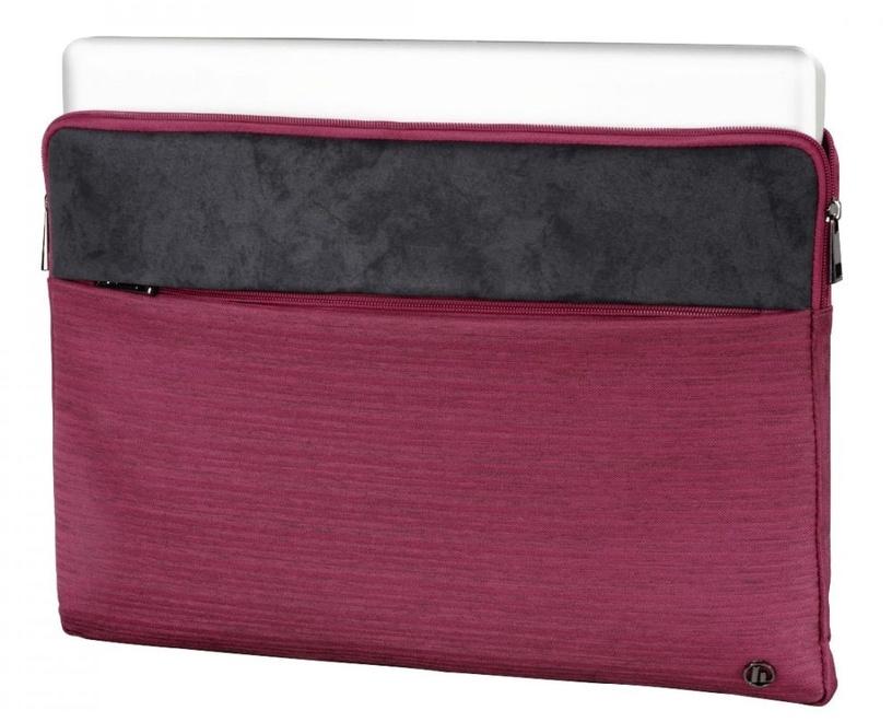 Чехол для ноутбука Hama, красный, 13.3″