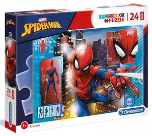 Clementoni Maxi Puzzle Marvel SpiderMan 24pcs 28507