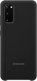 Silikoninis Dėklas Samsung Galaxy S20 Juodas