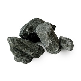 Saunos akmenys Flammifera dunitas, 5-9 cm, 20 kg