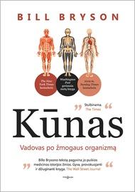 Knyga kūnas: vadovas po žmogaus organizmą