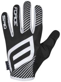 Force MTB Spid Gloves Black M
