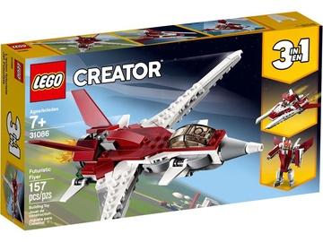 Konstruktorius LEGO® Creator 31086 Futuristinė skraidyklė