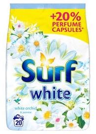 Skalbimo milteliai Surf White Orchid, 1,3 kg