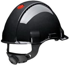 3M Peltor Helmet Black G3000NUV-SV