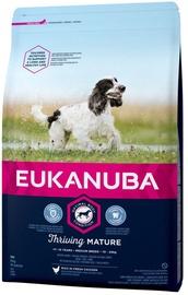 Eukanuba Mature & Senior Medium Breed Chicken 3kg