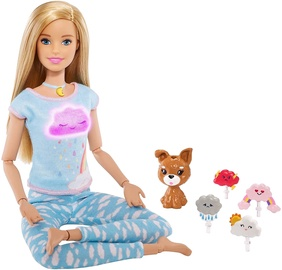 Lėlė Mattel Barbie Breathe With Me Meditation GNK01