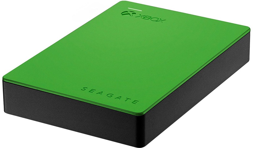 "Seagate 4TB Game Drive for Xbox 2.5"" Green"
