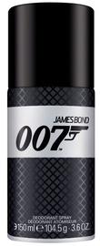 Vyriškas dezodorantas James Bond 007 James Bond 007 Spray, 150 ml
