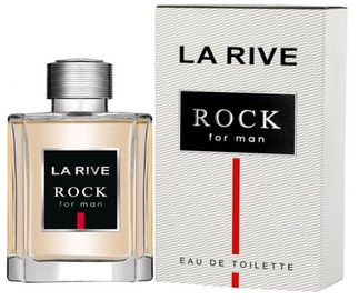 Tualetes ūdens La Rive Rock 100ml EDT