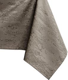 Скатерть AmeliaHome Vesta, коричневый, 4000 мм x 1400 мм
