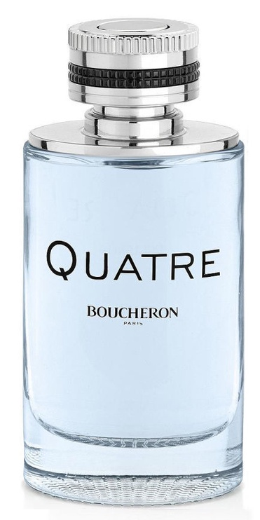 Набор для мужчин Boucheron Boucheron Quatre 100 ml EDT + 100 ml Aftershave Balm + 100 ml Shower Gel