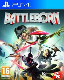 Battleborn Incl. Firstborn Pack PS4
