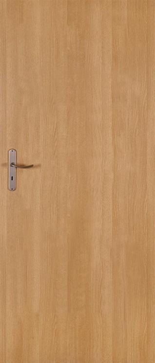 Полотно межкомнатной двери Classen Natura Right Door Leaf 74.4x203.5cm Oak