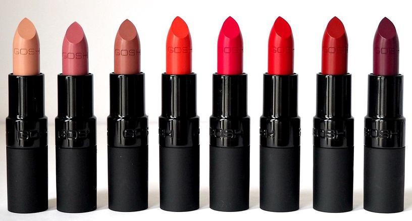 Gosh Velvet Touch Lipstick 4g 60