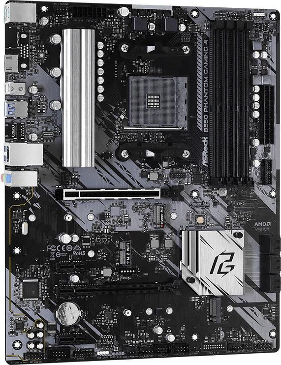Mātesplate ASRock B550 Phantom Gaming 4
