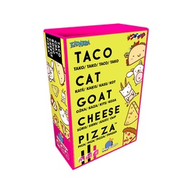 Galda spēle Kadabra Taco Cat Goat Cheese Pizza