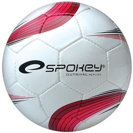Spokey Football Outrival Replica White/Red