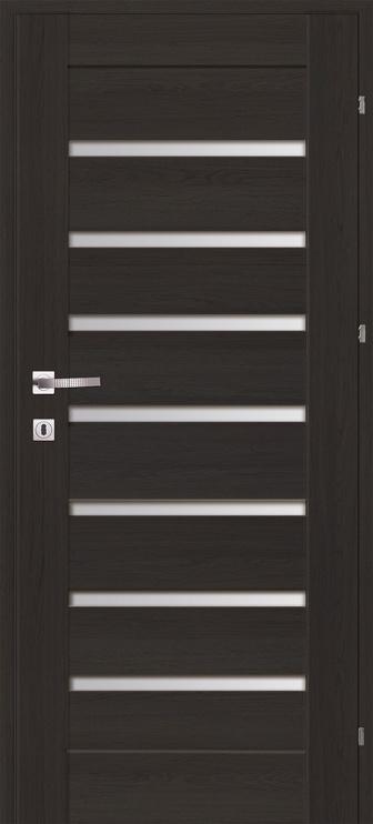 Полотно межкомнатной двери Classen Door Grena M3 84.4x203.5cm Dark