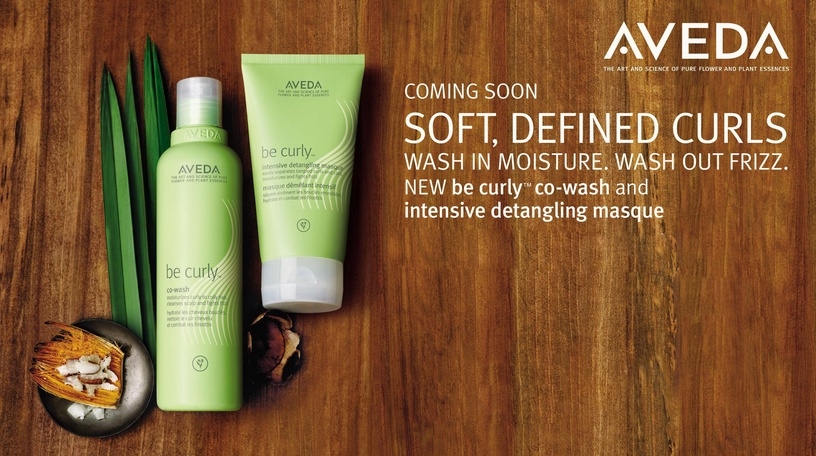 Aveda Be Curly Conditioner 1000ml