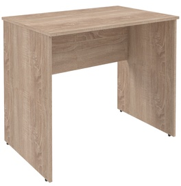 Skyland Simple S-900 Work Desk Sonoma Oak