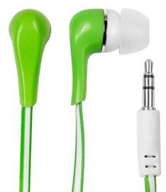Ausinės Vakoss MH132E Stereo Earphones Green