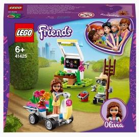 Конструктор LEGO® Friends Цветочный сад Оливии 41425