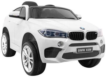 Akumuliatorinė mašina BMW X6M