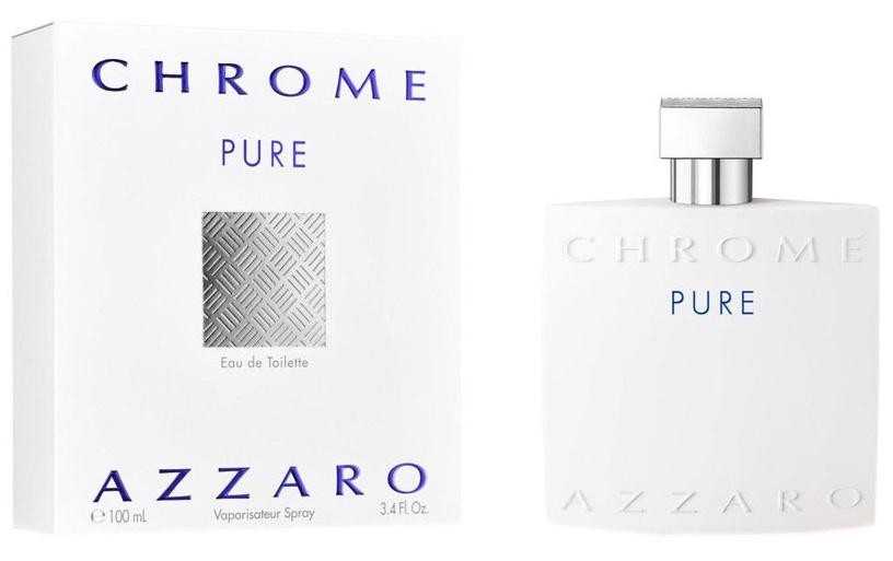 Kvepalai Azzaro Chrome Pure 100ml EDT