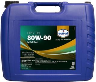 Eurol Transmission Oil HPG TDL GL3/4/5 80W90 20l
