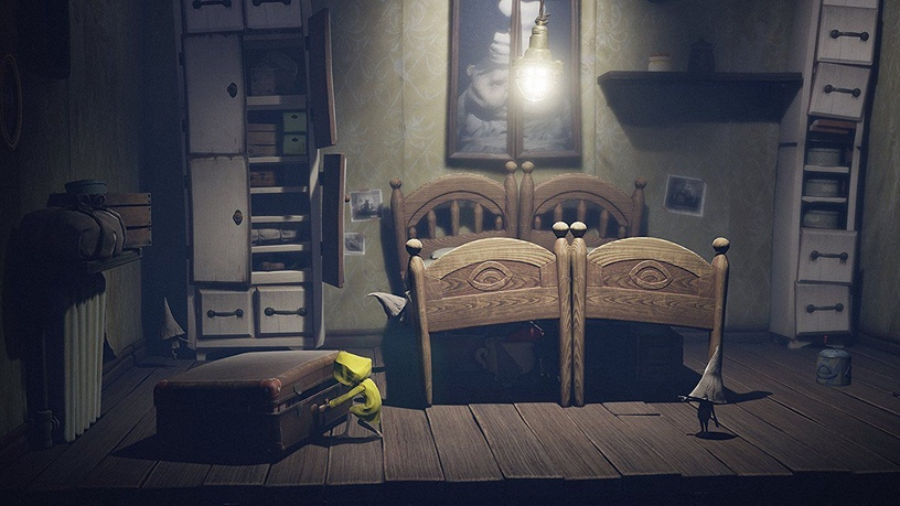 Little Nightmares Complete Edition Xbox One