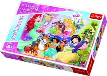 PUZLE 160 PRINCESSES 15364T