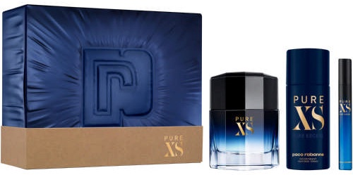 Туалетная вода Paco Rabanne Pure XS 100 мл EDT + 150 мл Дезодорант + 10 мл EDT