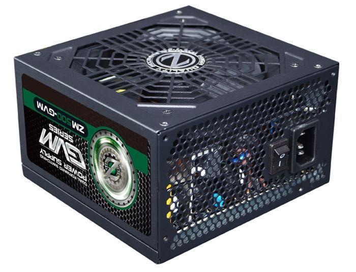 Zalman GVM PSU 500W ZM500-GVM