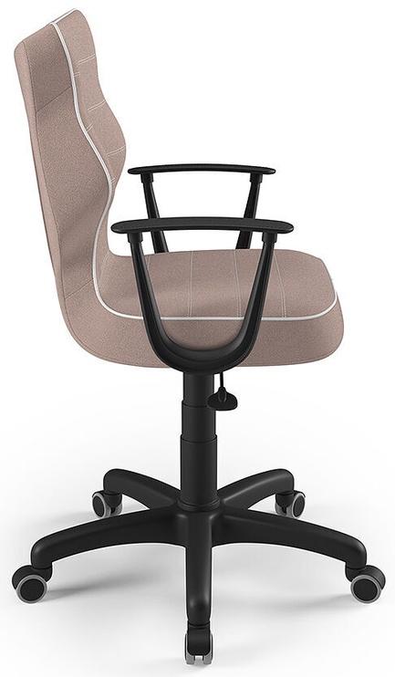 Детский стул Entelo Norm Size 6 JS08, черный/кремовый, 400 мм x 1045 мм