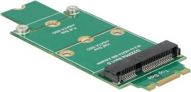 Delock Adapter mSATA To M.2