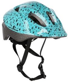 Шлем Nils Extreme MTW05, синий/черный, 520 - 560 мм