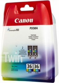 Canon Ink CLI-36 Color Twin-Pack 1511B018