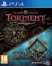 Игра для PlayStation 4 (PS4) Planescape: Torment and Icewind Dale Enhanced Editions PS4