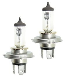 Bottari Halogen H4 12V 60/55W P43T 2pcs 33815