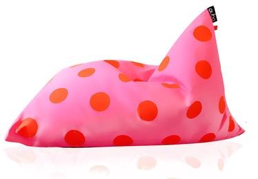 Sėdmaišis Qubo Tryangle Rund Pink, 100 l