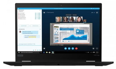 Ноутбук Lenovo Yoga ThinkPad X390 20NQS34V00 PL Intel® Core™ i5, 8GB/256GB, 13.3″