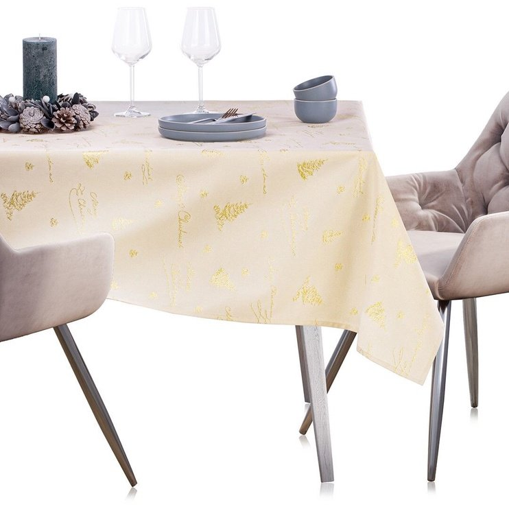 Galdauts AmeliaHome Christmaseve HMD Gold, 40x120 cm