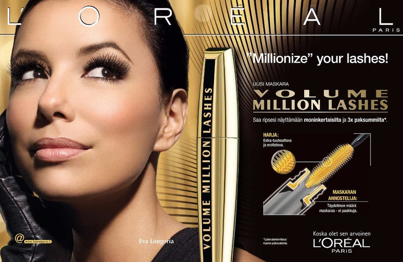 L´Oreal Paris Volume Million Lashes 9ml Black