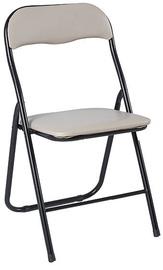 Apmeklētāju krēsls Signal Meble Tipo Beige, 1 gab.